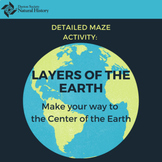 Layers of the Earth Maze