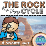 Layers of the Earth and The Rock Cycle Pack