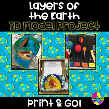 Layers of the Earth Project