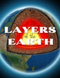 Layers of the Earth Unit Study