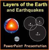 Layers of the Earth and Earthquakes PowerPoint
