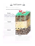 Layers of the Soil