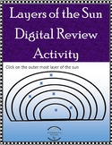 Layers of the Sun -Digital Review Activity -Google Classro
