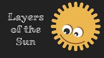 Layers of the Sun Presentation/Project Example