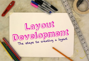 Layout Development (Thumbnail to Comprehensive Sketch)