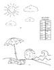 Lazy Last Days of School Printable Work Packet