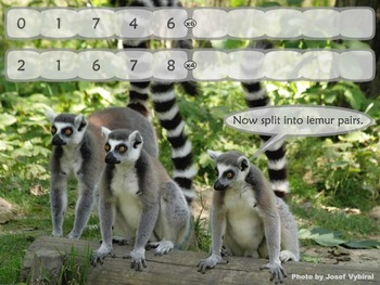 Lazy Lemur Multiplication