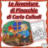 Le Avventure di Pinocchio by Carlo Collodi