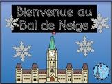 Le Bal de Neige Winterlude Ontario Core French Culture Powerpoint