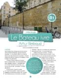 Le Bateau ivre - Arthur Rimbaud - Level B1