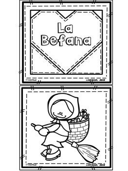 La Befana Quilts (Winter Holiday)