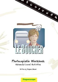 'Le Boucher' Photocopiable Workbook (Advanced Level Activities)