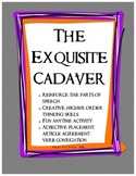 Le Cadavre Exquis  - Creative activity reinforcing grammar structures