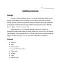 Le Chatelier's Principle- Equilibrium Starch Lab