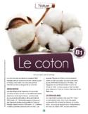 Le Coton - Level B1