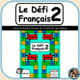 Le Défi Français 2 : French Board Game to Promote Speaking