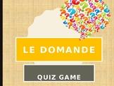 Le Domande Quiz Game