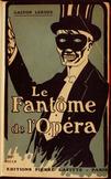 Le Fantôme de l'Opéra Unit Plan and Comprehension Activities