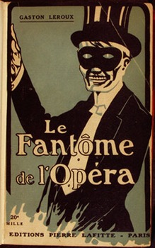 Le Fantôme de l'Opéra Unit Plan and Discussion Game