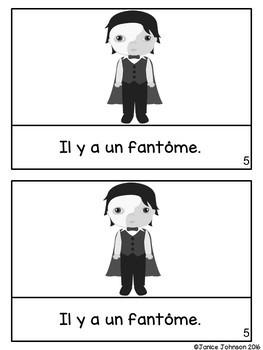 Le Fantôme de l'Opéra ~ French Phantom of the Opera Reader ~Simplified