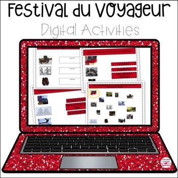 Le Festival Du Voyageur – Digital Interactive Activities