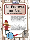 Le Festival du Bois French Culture Ontario French Curriculum
