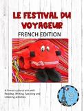 Le Festival du Voyageur French Culture unit Grade 6 Ontari