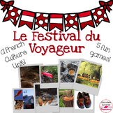 Le Festival du Voyageur French Vocabulary Games