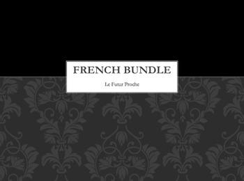 Le Futur Proche : Bundle of 8 activities