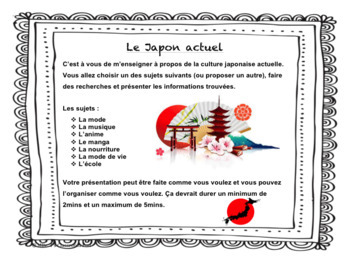 Le Japon - ***Bundle***