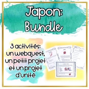 Le Japon - ***Bundle***