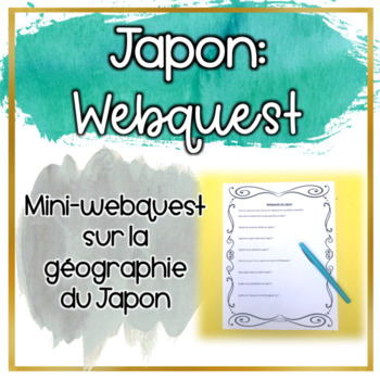 Le Japon - WebQuest