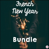 Le Jour de l'An – French New Year PowerPoint and Activity Book