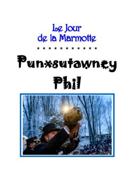Le Jour de la Marmotte Activity * Pac