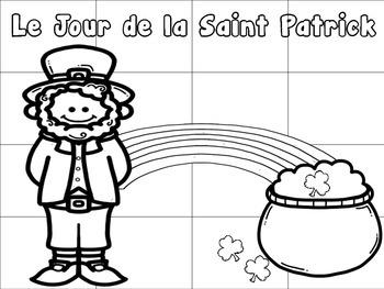 Le Jour de la Saint Patrick {Activity Set}