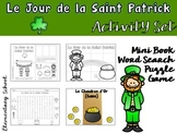 Le Jour de la Saint Patrick {Activity Set}