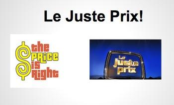 Le Juste Prix!