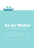 Le Le Water - West African percussion and vocals