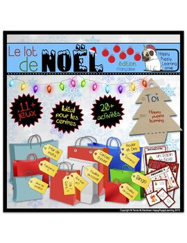 Le Lot de Noël (édition française) - French Christmas Bundle