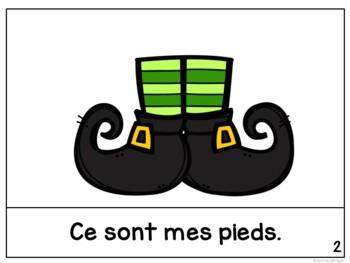 Le Lutin French Leprechaun ~ St. Patrick's Day reader {en français}