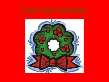 Le Noël (Christmas Powerpoint)