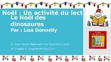 Le Noël: French Christmas Treasure Hunt (Grade 3&4)