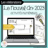 Le Nouvel An 2021 Version numérique || Digital New Years A