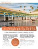 Le Palais de la Bahia - Level A2