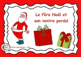 Le Père Noël et son ventre perdu