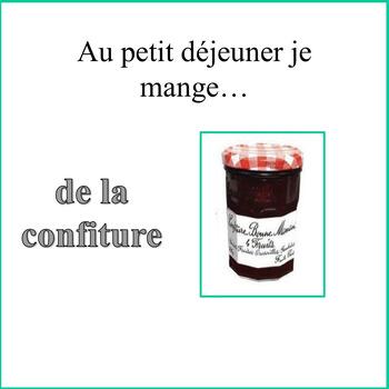 Petit Déjeuner French Powerpoint Lesson