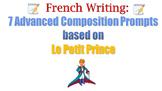 Le Petit Prince, 7 Little Prince Writing Prompts Bundled
