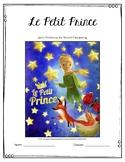 Le Petit Prince - Projet final (La huitième planète)