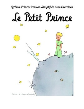 Le Petit Prince: Simplified with Exercises