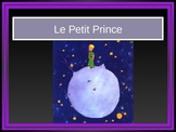 Le Petit Prince PowerPoint (The Little Prince in French)